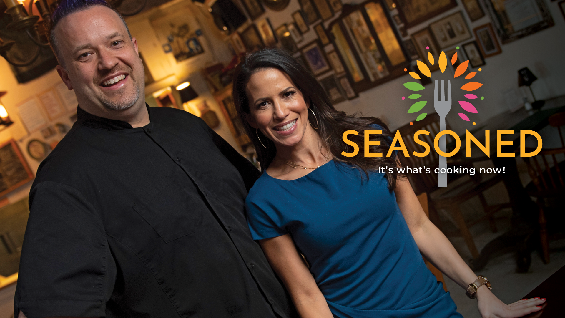 Seasoned, Our New Local Food Show