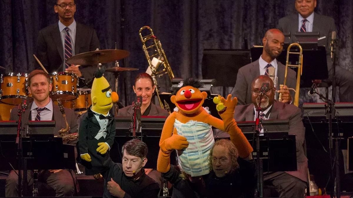 Jazz at Lincoln Center Presents A Swingin' Sesame Street Celebration