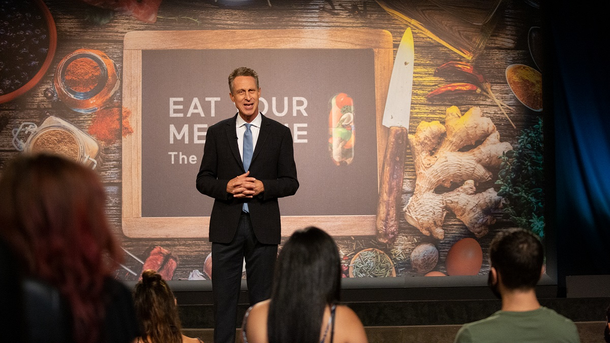 Eat Your Medicine: The Pegan Diet with Dr. Mark Hyman, MD
