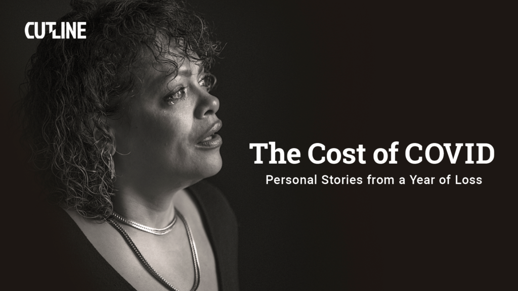 The Cost of COVID - Personal Stories from a Year of Loss